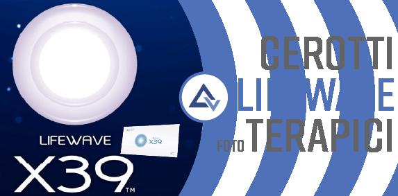 Cerotti Lifewave FotoTerapici - Alfalab System